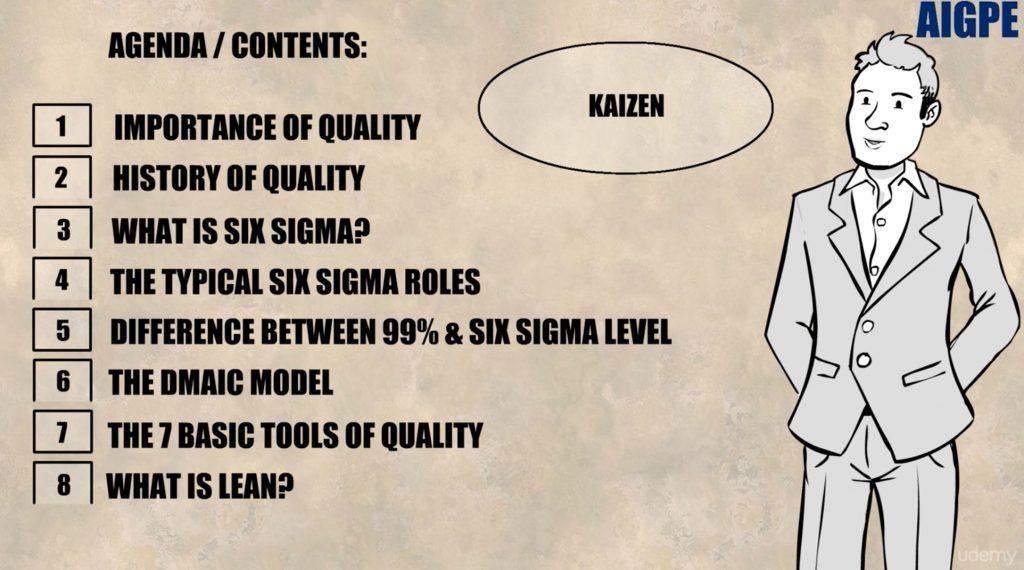 GET] Six Sigma White Belt: Learn Six Sigma & Grow Your