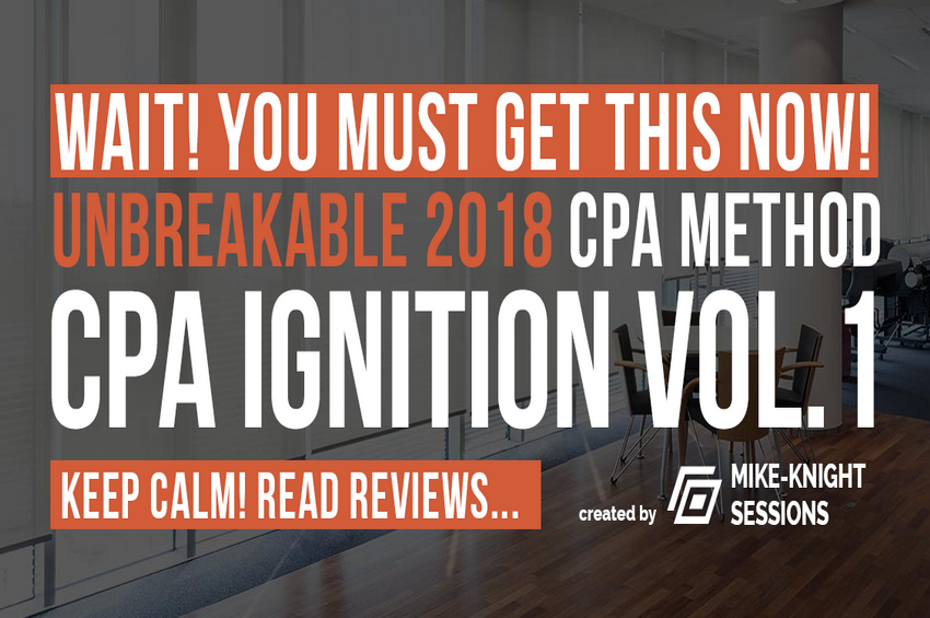 cpa ignition popup